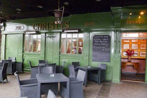 Christy's Grill Bar
