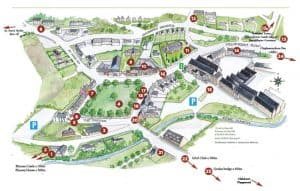 interactive heritage map of Blarney