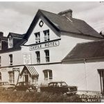vintage photo of Blarney Castle Hotel