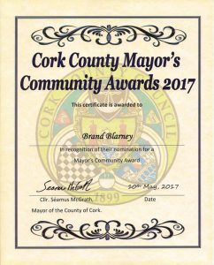 Mayors Award 2017