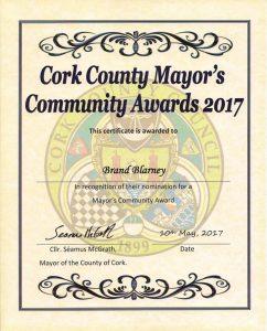 Mayors Award 2017