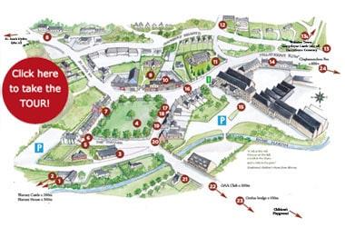 Blarney Heritage Map