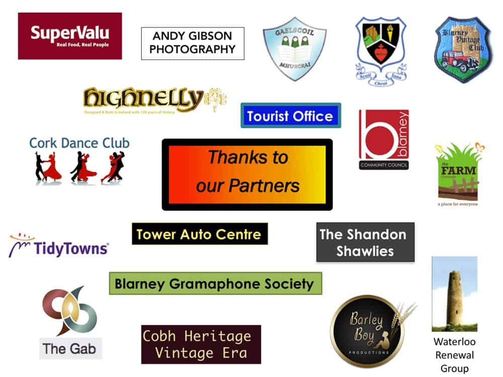 Partners of A Load of Blarney