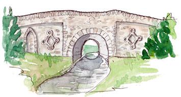 Gothic Bridge Blarney